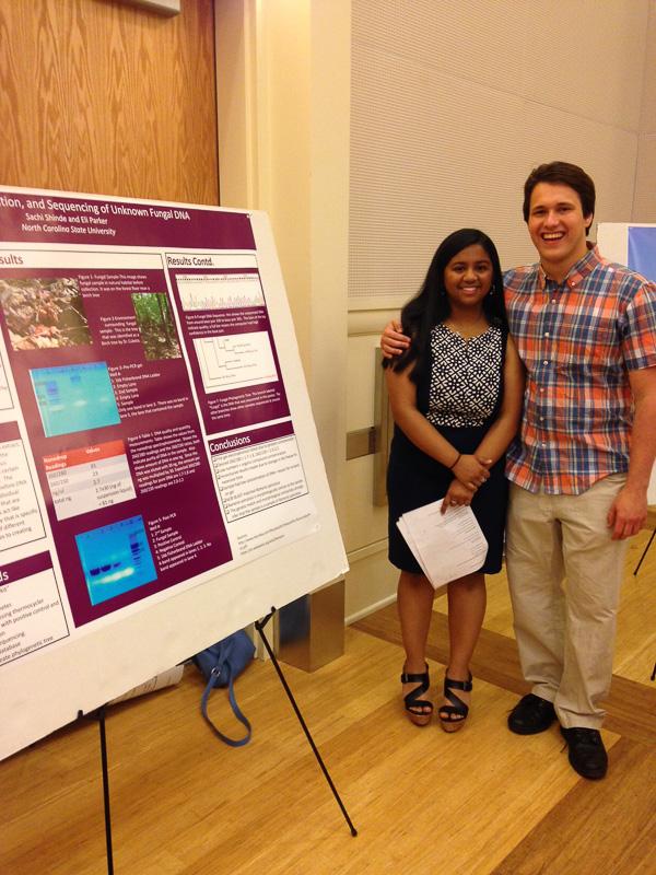 SCIBLS Symposium 2015 Poster Presentation